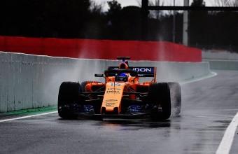 Esővel indulhat a Forma-1-es szezon
