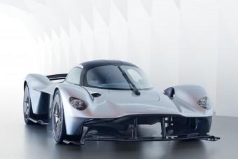 Nyomokban Holdat tartalmaz majd az Aston Martin fényezése