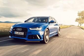 705 lóerővel búcsúzik az Audi RS6 Avant