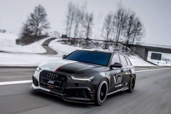 Bitang lett Jon Olsson kétarcú Audi RS6-osa