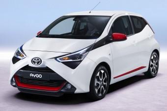 Megújult a Toyota törpeautója