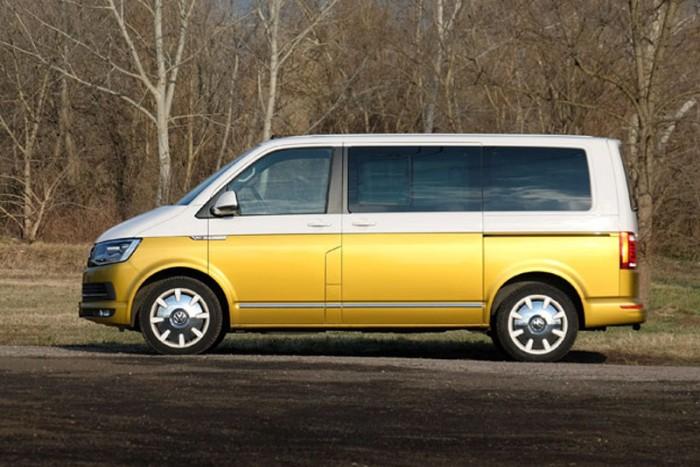 Trendi retró busz 30 milláért: VW Multivan Bulli 3