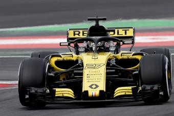 F1: A Renault támogatná a kiadási plafont
