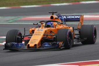 F1: Bumm, a McLaren belőtte a marketingziccert
