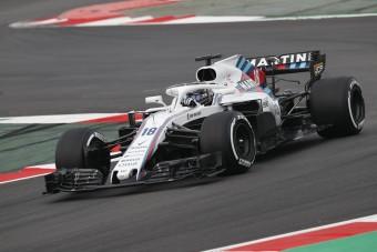 F1: A főszponzor elhagyja a Williamst