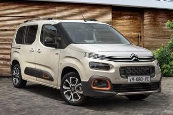 Komoly autó lett a Citroën családi járgánya