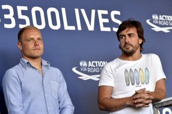 F1: Bottast nem izgatja Alonso álma