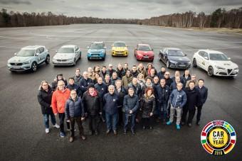Válassz! Melyik legyen Az Év Autója 2018-ban?