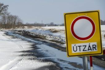 Egyre több a havas utak miatt dühöngő ember a Facebookon