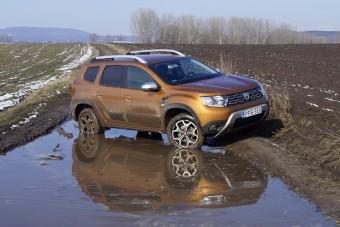 Mit tud az új Dacia Duster sárban és sztrádán?