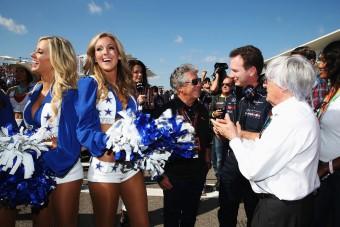F1: Ecclestone se érti, miért dobták a lányokat