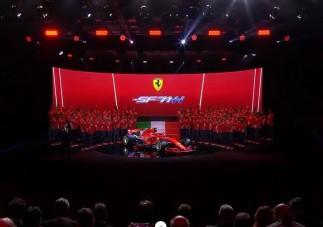 F1: Itt az új Ferrari - videó