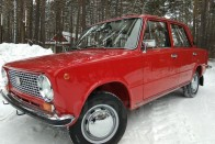 Alig futott öreg Lada eladó 1,7 millióért 7