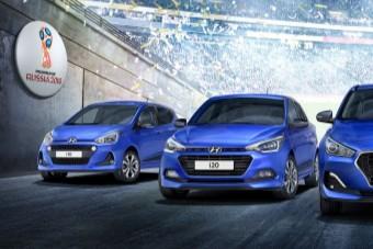 Fociőrülteknek kínál autót a Hyundai