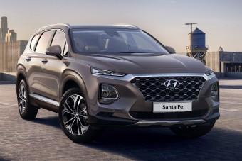 Elegáns és igényes lesz a legnagyobb Hyundai SUV