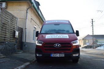 Beleszólhat a nagyok versenyébe a Hyundai furgonja