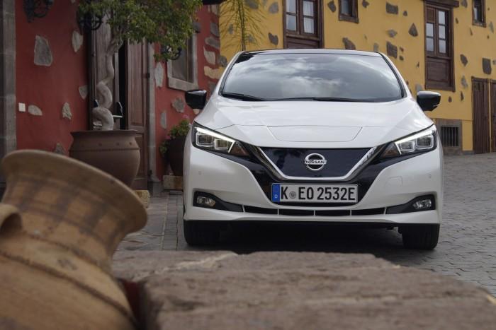 Itt az új Nissan Leaf: immár nemcsak jó, szép is