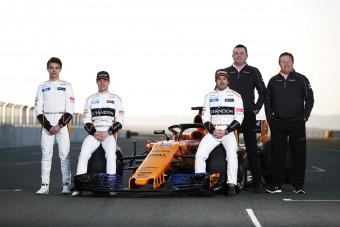 F1: Zendülés a McLarennél?