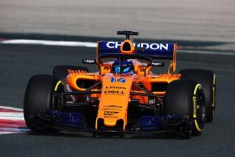 F1: Alonso tartózkodóan áll az új McLarenhez