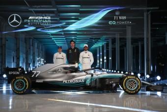 F1: Együtt az összes új autó - galéria