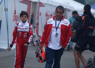 F1: Montoya a Ferrarinál