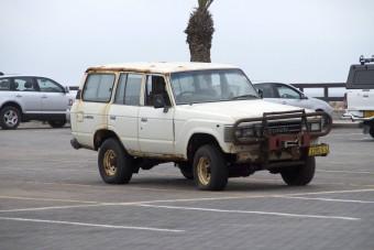 Namíbia, a Toyoták Országa, autóbuzi szemmel