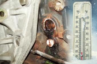 Ez történik az autóddal a hidegben, így vészeld át a mínusz 15 fokot