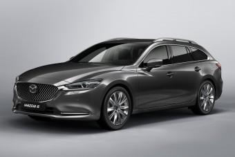 Világpremier: jön az új Mazda 6 kombi