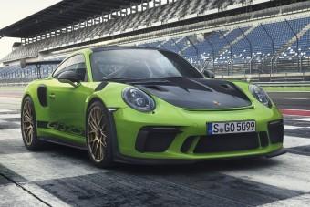 Megérkezett a legerősebb szívómotoros Porsche 911