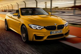 Harmincéves a BMW sportkabriója