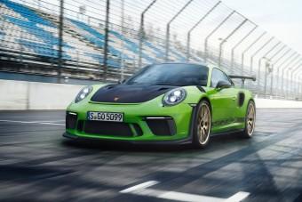 8 erőtől duzzadó, szívómotoros Porsche 911-es