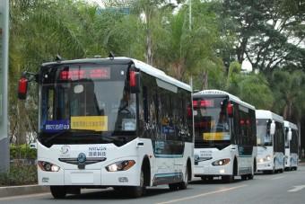A Scania a kínaiakkal közösen fejlesztene önvezető buszokat