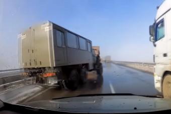 Ez az Ural nagyon közel volt a csattanáshoz