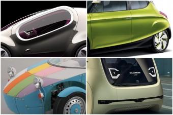 Tíz autóval bizonyítjuk, hogy vannak még infantilis autótervezők