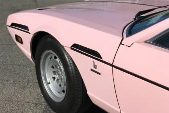 A '70-es évek botrányhőse ez a pink Lamborghini