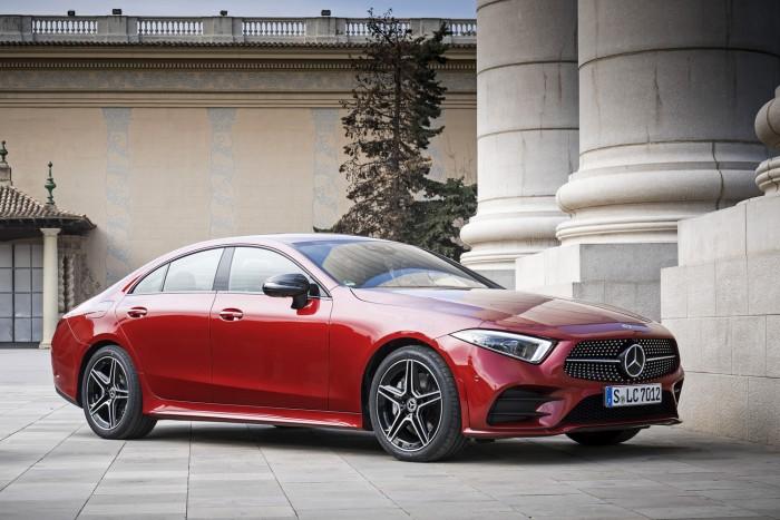 Mercedes-Benz CLS-osztály