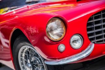 Nem tetszett neki a Ferrari, ezért átszabatta, mindezt 1950-ben