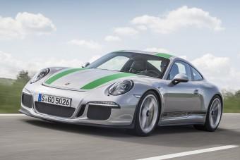 Vajon kinek az ötlete volt a purista Porsche 911 R?