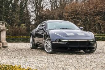 Anyja se ismerne rá erre a Maseratira