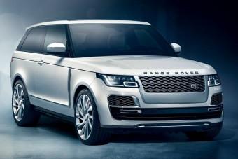 Igazi luxuscikk a kétajtós Range Rover