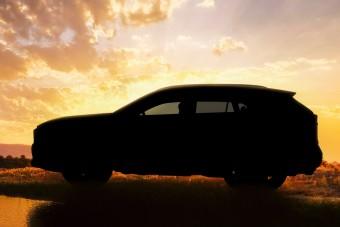Érkezik a vadonatúj Toyota RAV4