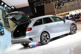 Megcsípi a Škoda Octaviát az új Kia Ceed kombi!