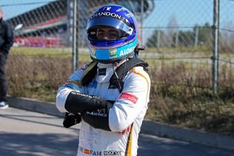 F1: Räikkönen a leggyorsabb, a McLaren megint elromlott