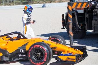 F1: Alonso minden kérdésre választ kapott