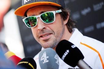 Alonso: Én vagyok a motorsport forradalmára!