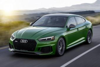 450 lóerővel érkezik az Audi ötajtós sportkupéja