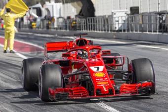 F1: Erősebb motorral megy Ausztráliába a Ferrari