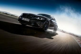 Nagyon fekete lett a különleges M2-es BMW