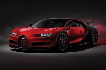 Fogyókúrára fogták a Bugatti Chiront