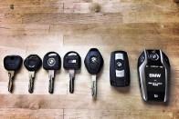 Azt hiszem, megvannak a legmenőbb kulcsok, amivel valaha autót indítottak be 1